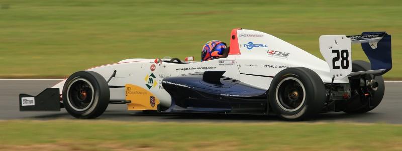 Formula renault BARC Test (18)