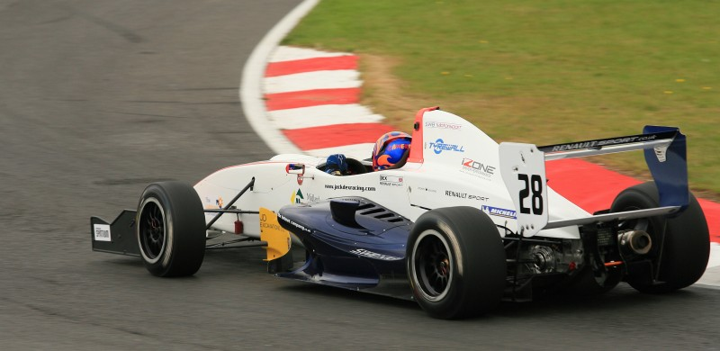Formula Renault BARC Test (20)