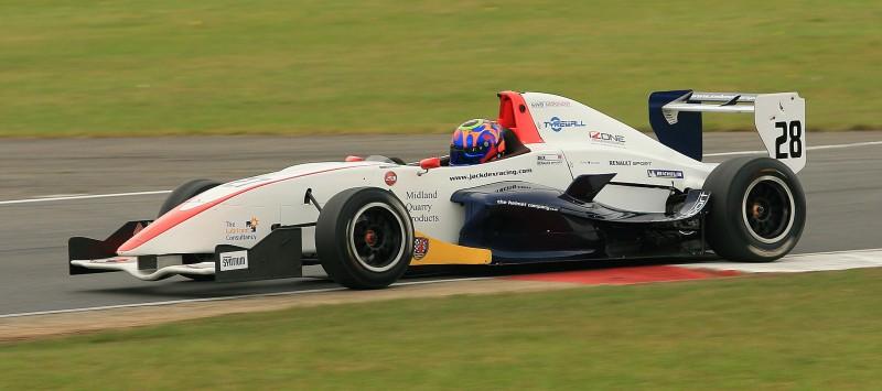 Formula Renault BARC Test (22)