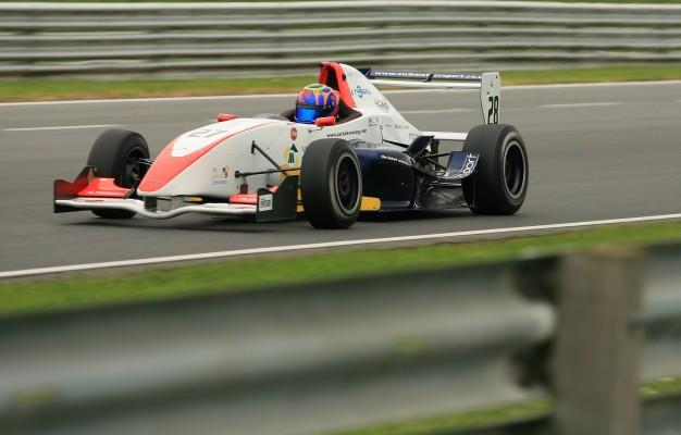 Formula Renault BARC Test (27)